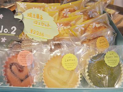 焼き菓子12個セット
